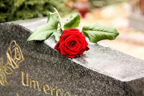 Prix d'une pierre tombale
